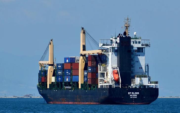 Торговый флот.